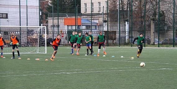 стадион Взлет в Рыбинске