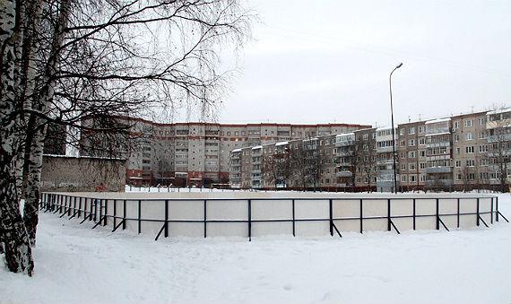 корт в Рыбинске