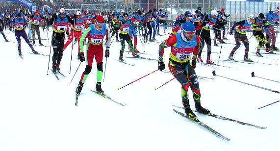 XIтрадиционный Деминский лыжный марафон FIS/Worldloppet стартует уже вэти выходные