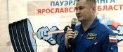 Алексей Овчинин на соревнованиях по пауэрлифтингу в Рыбинске