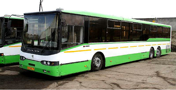 автобусы в Рыбинске