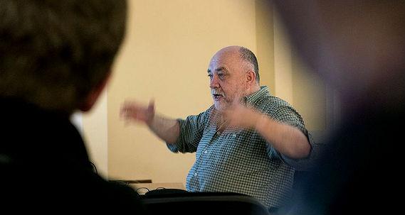 Сергей Максимишин в Рыбинске