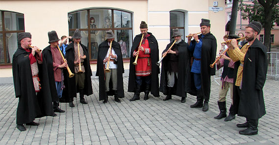 день города Рыбинска