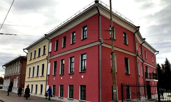 Дом Шемякиной
